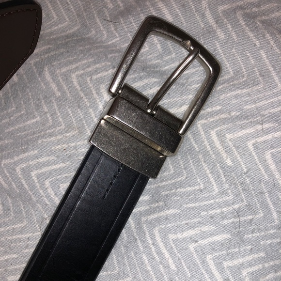 Chaps Other - 3/$13 Chaps Leather Black Belt